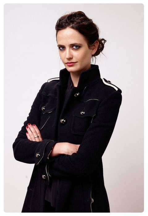 Eva Green in Uniform